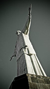Redeemer Framed Prints - Corcovado christ the redeemer Framed Print by Hedge 