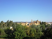 Spanish Synagogue Photos - Cordoba Morning View Spain by John A Shiron