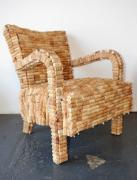 Gabriel Wiese - Cork Arm Chair