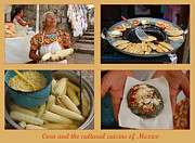 Tortillas Photos - Corn and the Cultural Cuisine of Mexico by George Olney