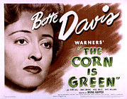 1945 Movies Framed Prints - Corn Is Green, The, Bette Davis, 1945 Framed Print by Everett