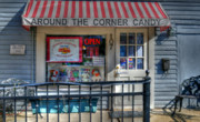 Dundee Photos - Corner Candy by David Bearden