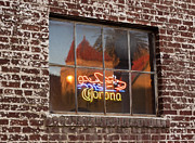 Mark Hendrickson - Corona Neon Window Sign