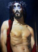 Worship God Paintings - Coronation b by Valeriy Mavlo