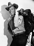 Cowboy Hat Photos - Coroner Creek, Randolph Scott, 1948 by Everett