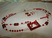 Sterling Silver Jewelry - Corporate Carnelian by Deborah Lynch
