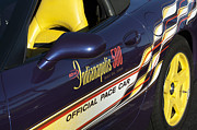 Indianapolis 500 Photos - Corvette - Indianapolis 500 Pacecar - 1998 by Jill Reger