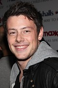 Bryant Metal Prints - Cory Monteith At In-store Appearance Metal Print by Everett