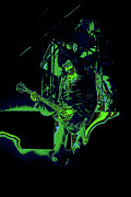 Concert Photos Art - CosmicalTony Iommi by Ben Upham