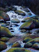 Costa Originals - Costa Rican Stream by Susan Jenkins