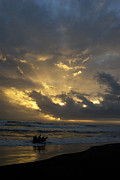 Costa Photo Posters - Costa Rican Sunrise Poster by JP Lawrence