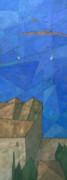 Cote D Azur I Print by Steve Mitchell