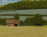 Rebecca Prough - Cotswold countryside