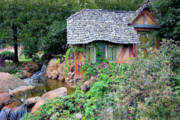 Cottage Digital Art - Cottage Fantasy by Kristin Elmquist