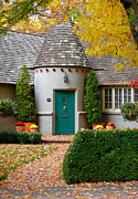 Charming Cottage Photos - Cottage in the Park by Holly Blunkall