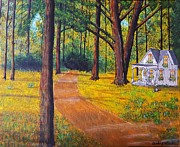 Gordon Wendling - Cottage In The Woods