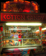 Cotton Candy Photos - Cotton Candy by Joann Vitali
