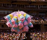 Soccer Stadium Originals - Cotton Candy by Mark Hendrickson