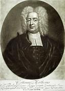 Cotton Mather 1663-1728 Print by Granger
