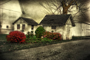 Old Digital Art Originals - Country Charm by Mary Timman