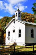 Wv Photos - Country Church by Thomas R Fletcher
