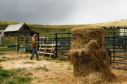 Ranching Art - Country Comfort by Peter Olsen