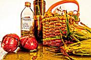 Randall Branham - COUNTRY GARDEN DINNER