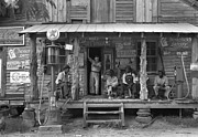 Black Commerce Art - Country Store, 1939 by Granger