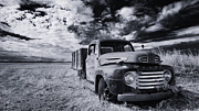 Ian Macdonald Metal Prints - Country truck Metal Print by Ian MacDonald