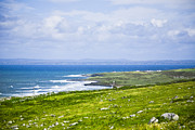 Fanore Photo Framed Prints - County Clare Ireland Framed Print by Kathleen Smith