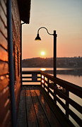Alice Martin - Coupeville Wharf At...
