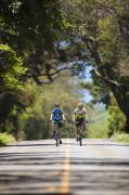 Commitment Photos - Couple enjoying a bike ride by Ron Dahlquist - Printscapes