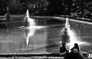 Felix M Cobos - Couples and Fountains