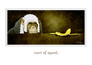 Monkey Paintings - Court of Appeals... by Will Bullas