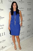 The Four Seasons Framed Prints - Courteney Cox At Arrivals For 15th Framed Print by Everett