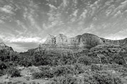Southwest Landscape Metal Prints - Courthouse Butte Metal Print by Lauri Novak