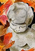 Cherub Originals - Courtyard Cherub by Brenda Owen