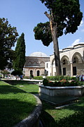Topkapi Prints - Courtyard Topkapi Palace - Istanbul Print by Christiane Schulze