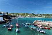 Kernow Framed Prints - Coverack Framed Print by Carl Whitfield