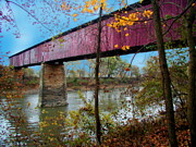 Williams Photo Originals - Covered Bridge by Kenneth Simmerman