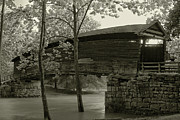 Mary Almond - Covered Bridge