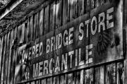 Covered Bridge Originals - Covered Bridge Store And Mercantile by Jason Blalock