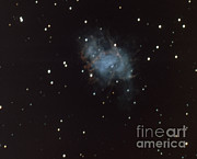 Expanding Prints - Crab Nebula In Taurus Print by Science Source