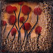 Abril Andrade Griffith - Cracking Poppies