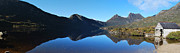 Cradle Mountain Prints - Cradle Mountain Panoramic Print by Peter Harrison