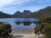 Blue Photos - Cradle Mountain by Stav Stavit Zagron