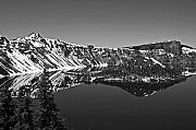 Kristen Vota - Crater Lake Oregon Black...