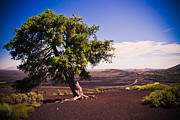 Craters Art - Craters Of The Moon by Peter Verdnik
