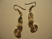 Unique Jewelry Jewelry Originals - Create in Silver Earrings by Jenna Green