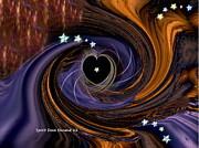 Spirit Dove  Durand - Creation Of A Heart